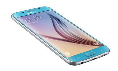 Samsung представляет Galaxy S6 и S6 edge в новых цветах