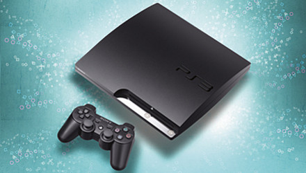 Sony Playstation PS3 Slim