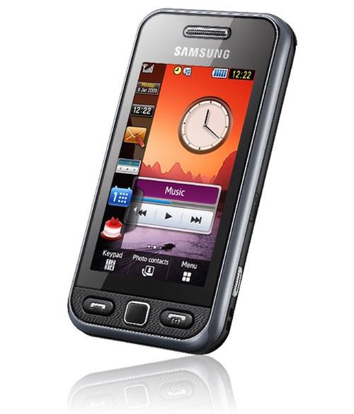 сенсорный телефон Samsung Tocco Lite