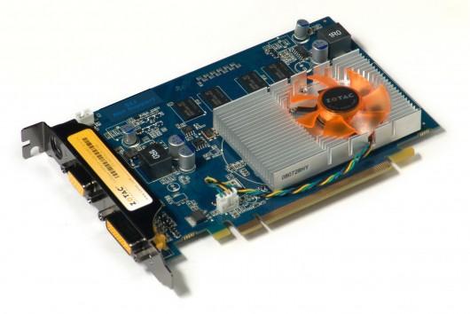 ZOTAC GeForce 9400GT DDR2 1 ГБ