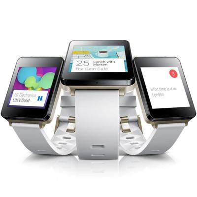 G Watch: LG представила первое носимое устройство на Android Wear