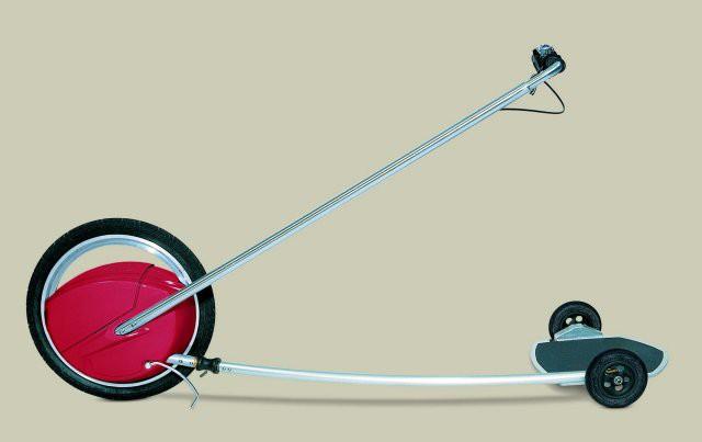 EasyGlider - новое в мотоциклостроении