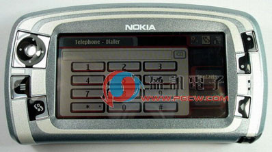 Новый мобильный телефон - Nokia 7710