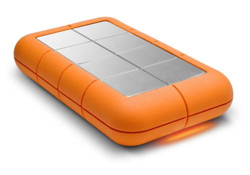 жесткий диск HDD LaCie Rugged XL 1 ТБ