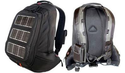 Очередной рюкзак с солнечными батареями - Voltaic