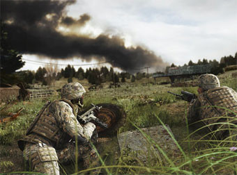 Скриншот Operation Flashpoint 2