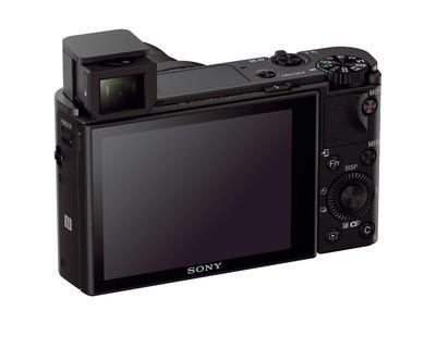Cyber-shot RX100 III – профессиональное качество и размеры карманной камеры