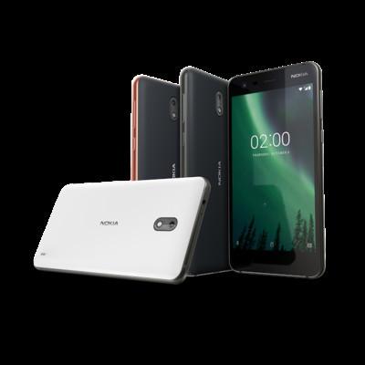 HMD Global дом телефонов Nokia сегодня анонсирует Nokia 2