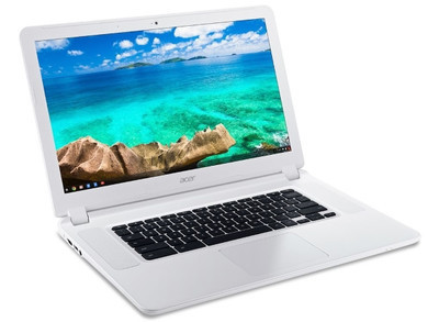 Acer Chromebook 15 – новый хромбук с 15,6-дюймовым дисплеем за 0