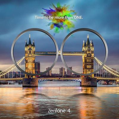 Появились детали о телефоне Asus Zenfone 4 Pro— Слухи