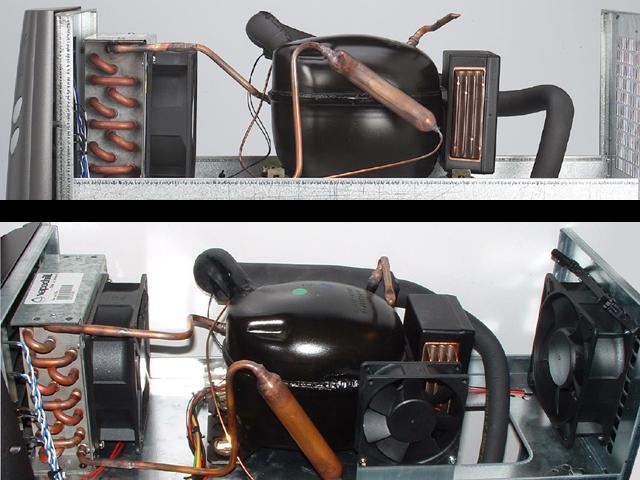 Холодильник для процессора: VapoChill XE