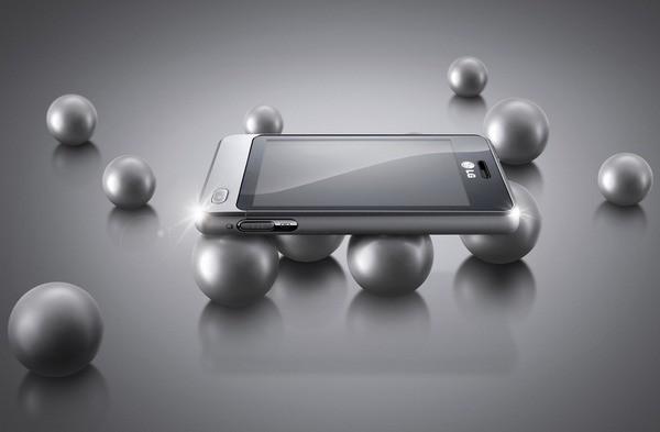 LG телефон экологичный GD510