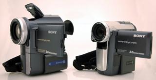 Видеокамера  Sony DCR-PC350