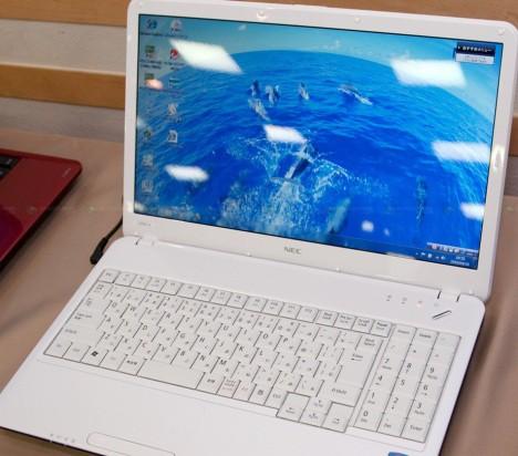 NEC LaVie S получил процессор Core i5