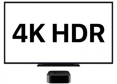 Обновленная версия Apple TV— сейчас ив4К!