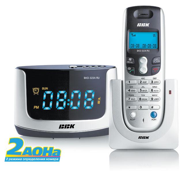 BBK BKD-323A DECT телефон