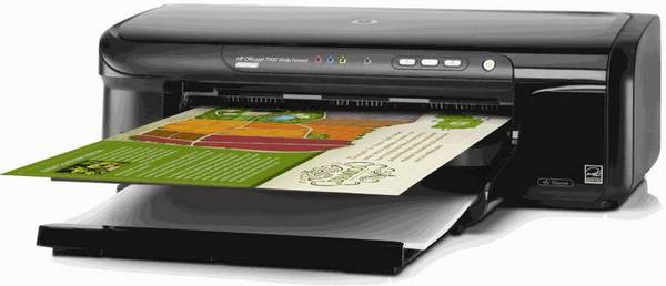 принтер HP Officejet 7000