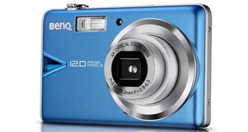Компактная фотокамера BenQ с функцией съемки в HDR