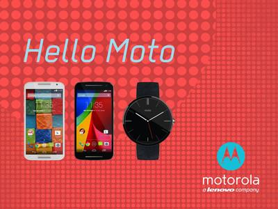 Lenovo завершает сделку по приобретению подразделения Motorola Mobility