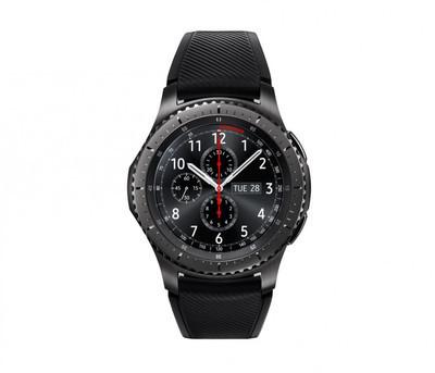 18ноября стартуют продажи новых смарт-часов Samsung Gear S3