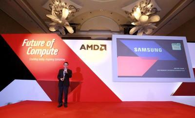 В UHD-мониторах Samsung появится поддержка технологии AMD FreeSync
