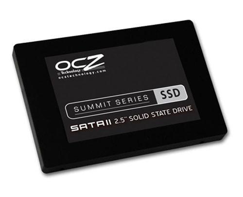 ssd твердотельные диски OCZ Summit