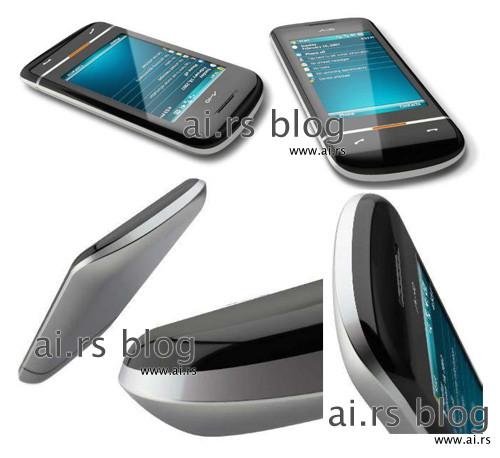 коммуникатор смартфон Mio Amber Windows Mobile 6.5