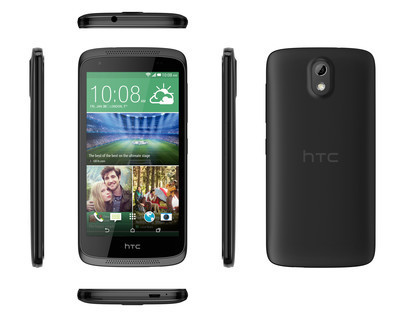 HTC анонсирует мощный смартфон Desire 526G dual sim