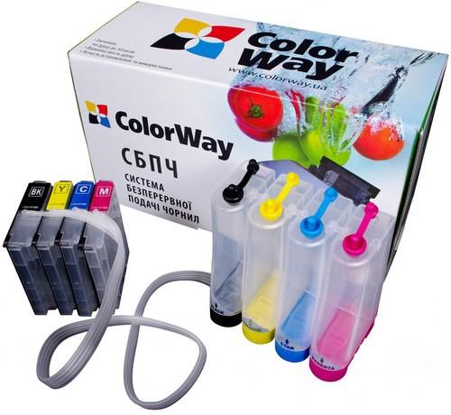 ColorWay Рубин непрерывная подача чернил