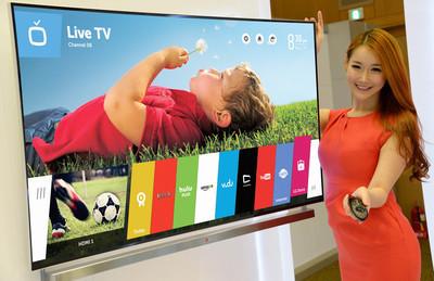 Телевизоры LG: высокое качество изображения