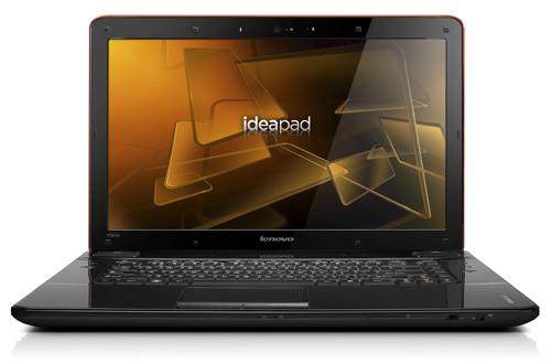 IdeaPad Y560d – первый 3D-ноутбук от Lenovo