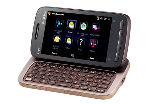 HTC Touch Pro2 коммуникатор T-Mobile смартфон Windows Mobile 6.1 3G