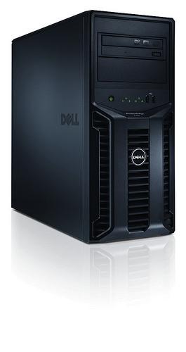 сервер dell T110 xeon 3400