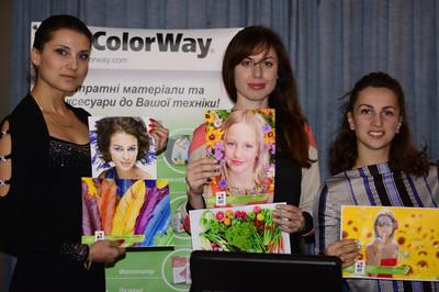 ColorWay стал участником ярмарки Инноваций и Технологий в Тбилиси