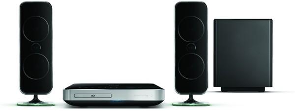 Philips домашний кинотеатр Blu-ray 2.1 аудио HTS7200