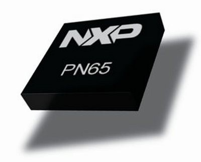 Google Galaxy Nexus имеет NFC-чип