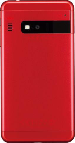 au KDDI анонсировал новый дизайнерский смартфон INFOBAR A03