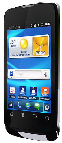Huawei T20 с NFC