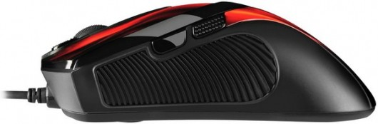 Игровая лазерная мышь Sharkoon Rush FireGlider