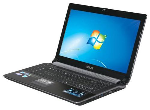 Начинаются поставки игрового ноутбука ASUS N73