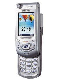 Slider Phone SGH-D410 - новинка от Samsung