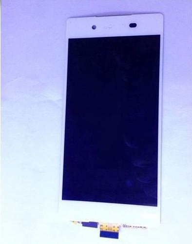 В Сети появились фотографии дисплея флагманского Xperia Z4