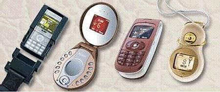 Siemens: Новая коллекция стильных телефонов Xelibri