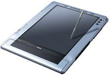 Versapro PC98-NX - новый планшетный РС от NEC