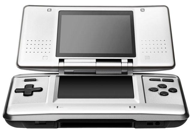 Nintendo перепроектировала свою игровую консоль DS