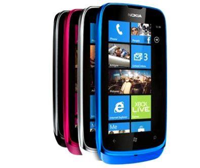 дешевые смартфоны на Windows Phone Tango