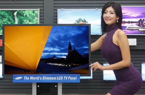 Samsung телевизор LED Full HD LCD Needle Slim 40 дюймов