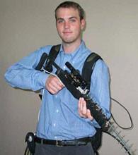 BlueSniper - винтовка против мобильников