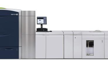В цифровых печатных машинах Xerox Color 800 и Color 1000 соединились сразу пять новых технологий