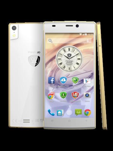 Prestigio Grace - новый флагманский смартфон с корпусом 5,5 мм